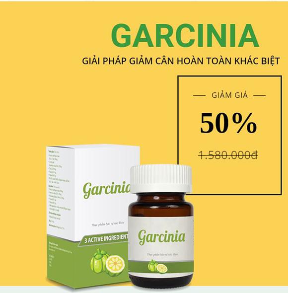 GARCINIA giảm cân