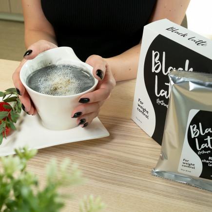 Black Latte giảm nhanh, kiểm soát cân nặng