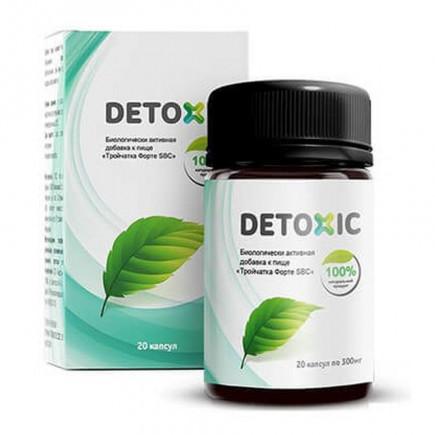 DETOXIC - Tiêu diệt và loại bỏ ký sinh trùng