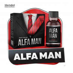ALFA MAN-Giải pháp tăng cường sinh lý cho phái mạnh
