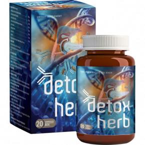 DETOXHERB Diệt ký sinh trùng hiệu quả