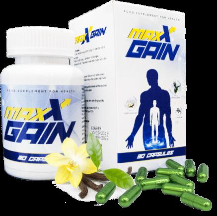 Tăng Cân MAXXGAIN -Liệu pháp tăng cân tác động toàn diện đã có mặt tại Việt Nam