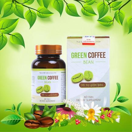 Giảm Cân Cà Phê Xanh-Green Coffee Bean