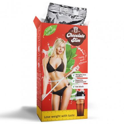 Chocolate Slim Giảm Cân Thiên Nhiên Từ Vị SÔCÔLA