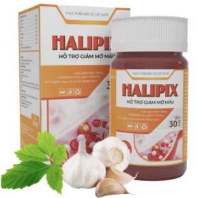 Halipix-Quên Đi Nỗi Lo Huyết Áp